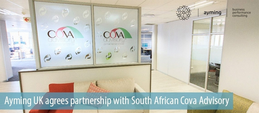 Ayming UK agrees partnership with South African Cova Advisory