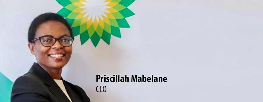 Priscillah Mabelane - CEO at BP