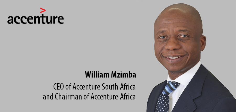William Mzimba - CEO of Accenture South Africa