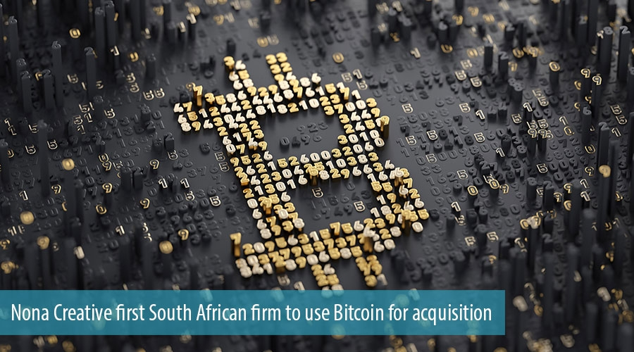 Nona Creative first South African firm to use Bitcoin for acquisition