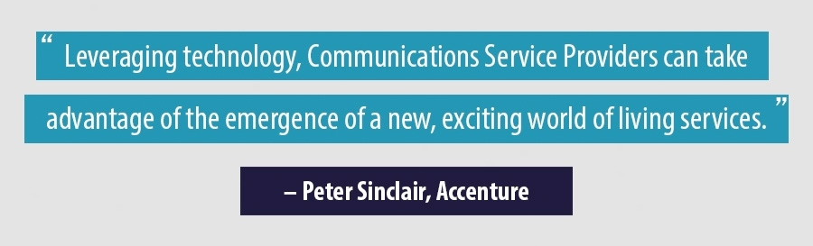 Quote Peter Sinclair - Accenture