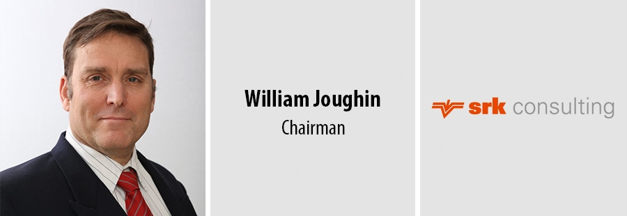 William Joughin, Chairman - srk consulting