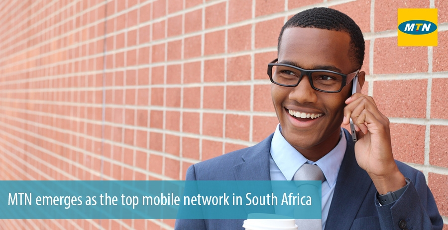 MTN emerges as the top mobile network in South Africa