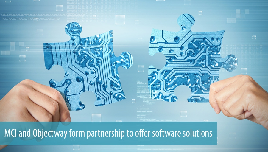 MCI and Objectway form partnership to offer software solutions