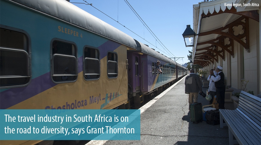 The travel industry in South Africa is on the road to diversity, says Grant Thornton