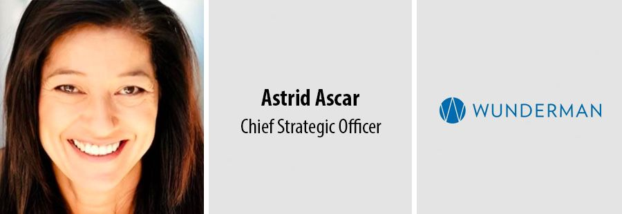 Astrid Ascar, Chief Strategic Officer - Wunderman