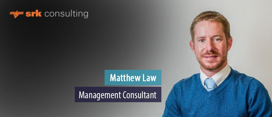 Matthew Law - Management Consultant at SRK Consulting