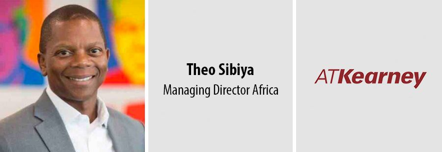 Theo Sibiya, Managing Director Africa - AT Kearney