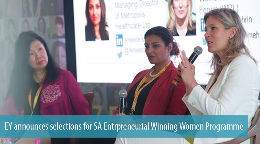 EY announces selections for SA Entrpreneurial Winning Women Programme