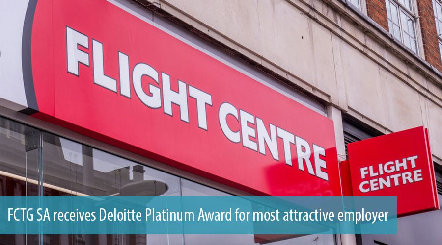 FCTG SA receives Deloitte Platinum Award for most attractive employer