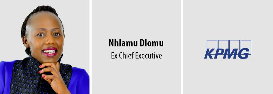 Nhlamu Dlomu to step down as Chief Executive at KPMG South Africa