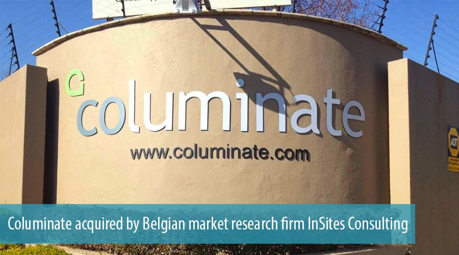 Columinate acquired by Belgian market research firm InSites Consulting