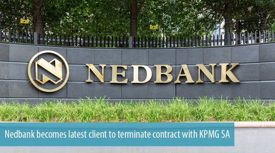 Nedbank becomes latest client to terminate contract with KPMG SA