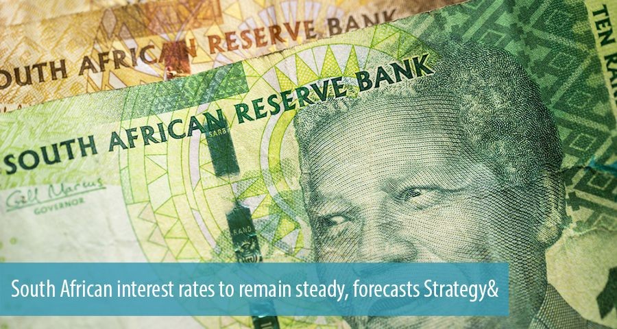 South African interest rates to remain steady, forecasts Strategy&