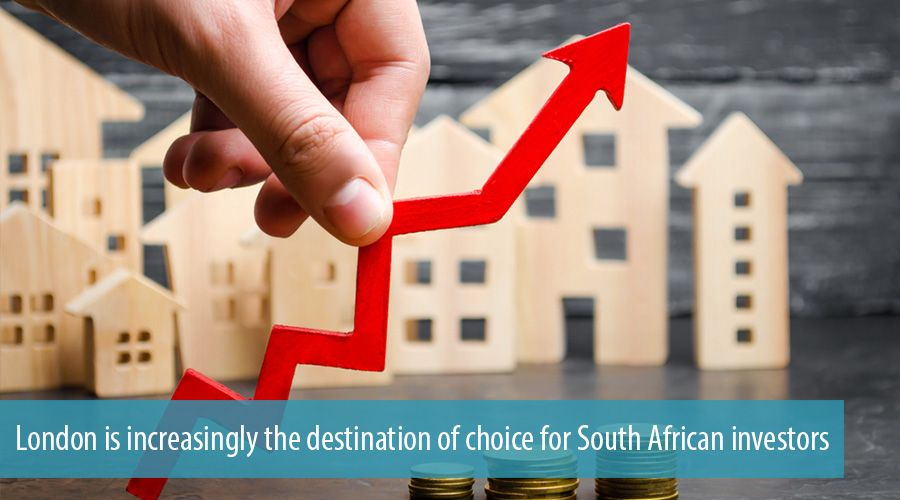 London is increasingly the destination of choice for South African investors