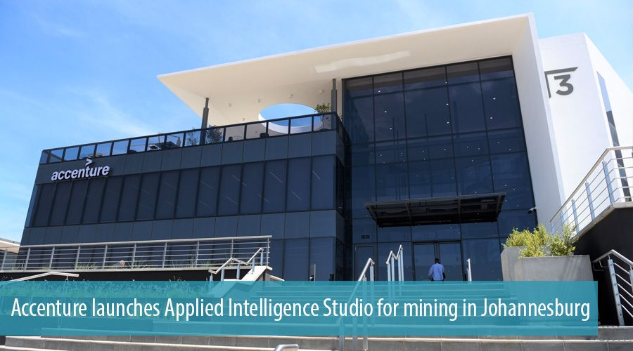 Accenture launches Applied Intelligence Studio for mining in Johannesburg