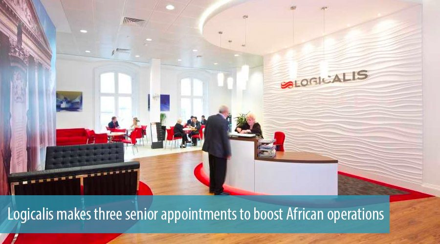Logicalis makes three senior appointments to boost African operations
