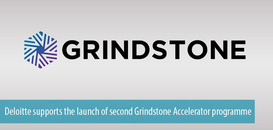 Deloitte supports the launch of second Grindstone Accelerator programme