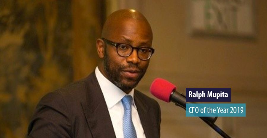 Ralph Mupita of MTN named CFO of the Year 2019 at Deloitte-sponsored event