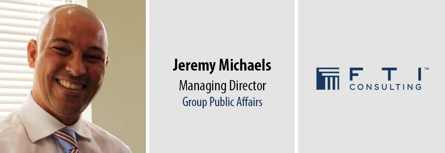 Jeremy Michaels, Managing Director at FTI Consulting South Africa