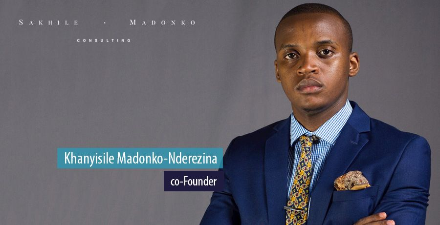 Co-Founder of Sakhile Madonko Consulting makes Forbes' 30 under 30 in Africa