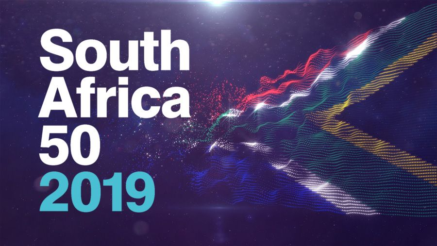 South Africa 50 2019
