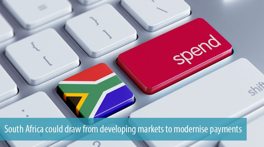 South Africa could draw from developing markets to modernise payments