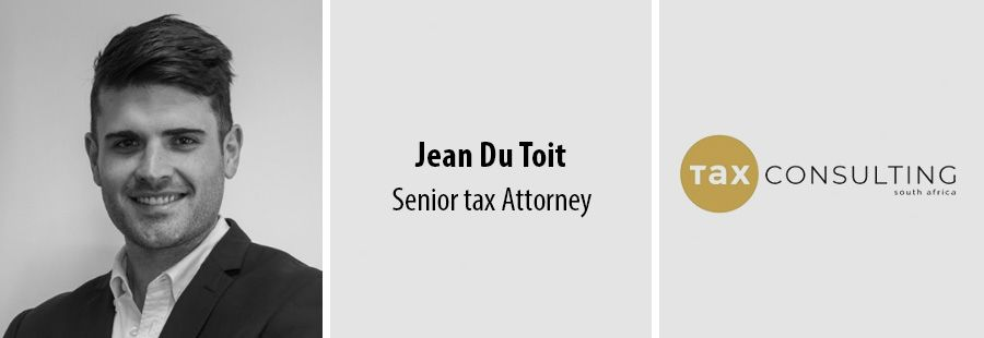 Jean Du Toit, Senior tax Attorney at Tax Consulting
