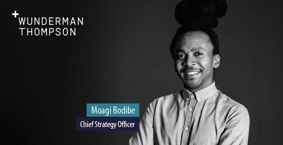 Moagi Bodibe, Chief Strategy Officer at Wunderman Thompson