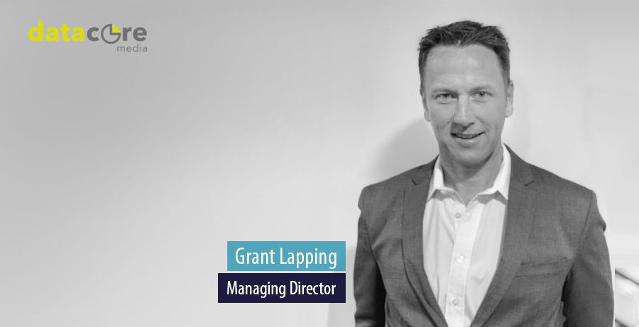 Grant Lapping, Managing Director - datacore