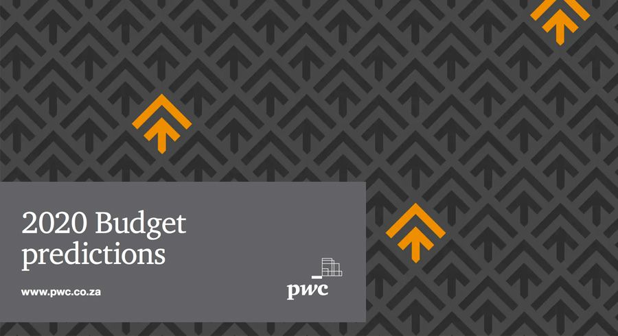 PwC - 2020 Budget predictions for South Africa