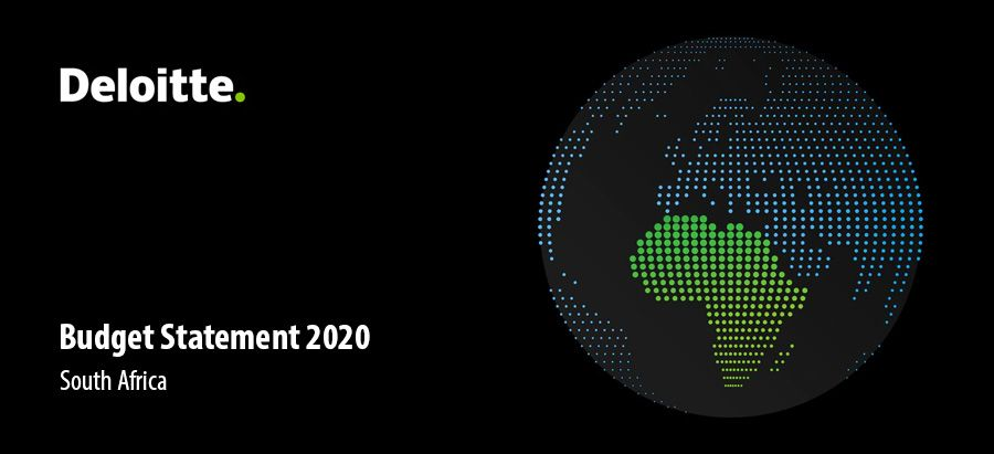 Deloitte - Budget Statement 2020