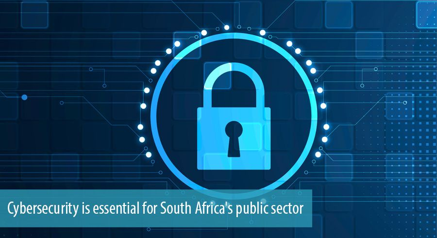Cybersecurity is essential for South Africa's public sector