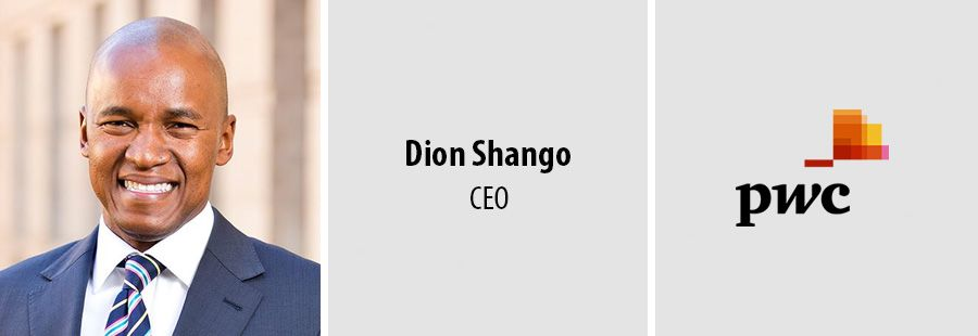 Dion Shango, CEO of PwC South Africa