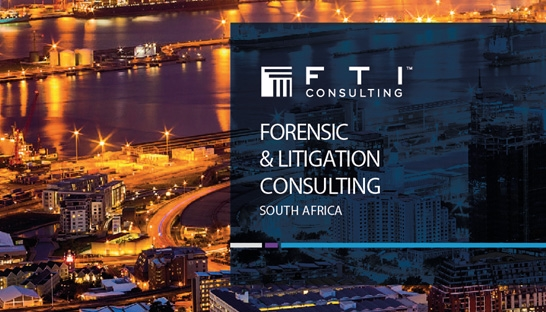 FTI Consulting launches Forensic & Litigation division in South Africa