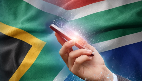 The best and most popular mobile networks of South Africa