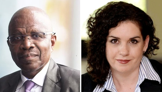 KPMG South Africa appoints leaders Wiseman Nkuhlu and Ansie Ramalho