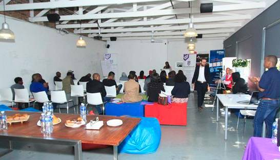 PurpleGrowth holds its first information session for young entrepreneurs