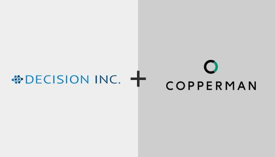 Decision Inc. establishes UK presence through acquisition of Copperman