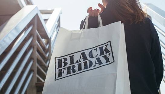 Black Friday marketing initiatives are extending holiday shopping periods