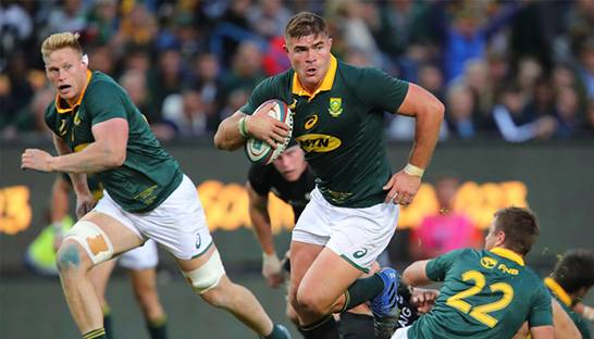 SA Rugby Union appoints Accenture as official digital partner