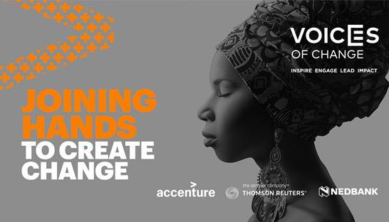 Accenture to support an event promoting gender equality in SA