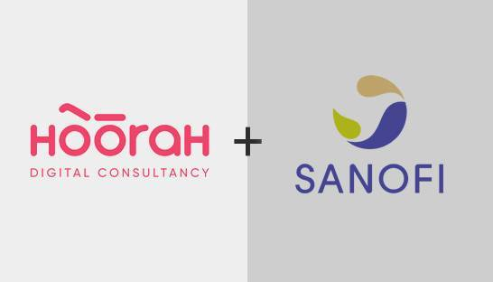 Hoorah awarded digital responsibilities for another of Sanofi's brands